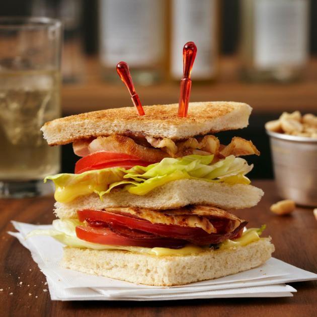 ▷ Club Sandwich aus New York - [LIVING AT HOME]