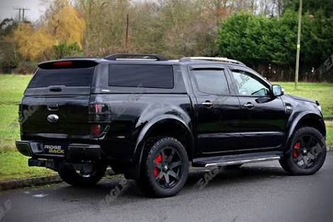 Ford Ranger Cool Black Canopy ί