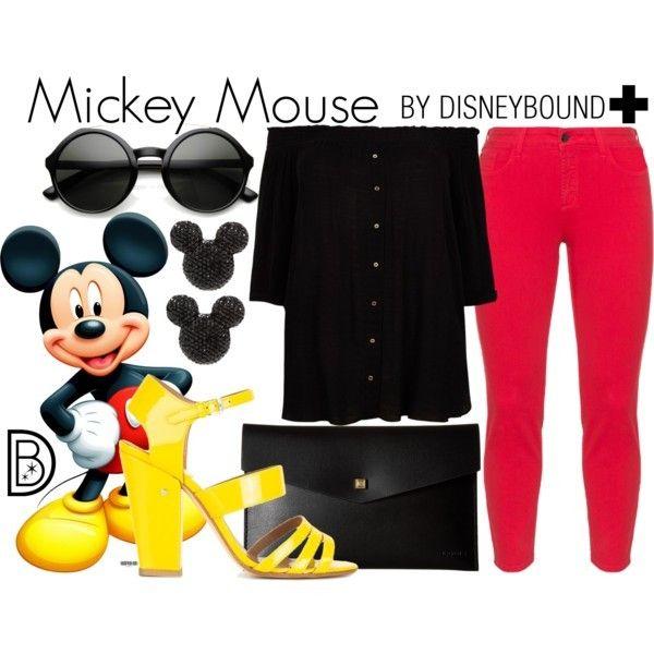 Disney Bound - Mickey Mouse