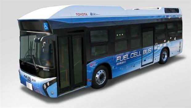 Toyota : un bus électrique dopé à l'hydrogène au Japon
