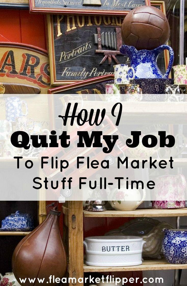 How I quit my job