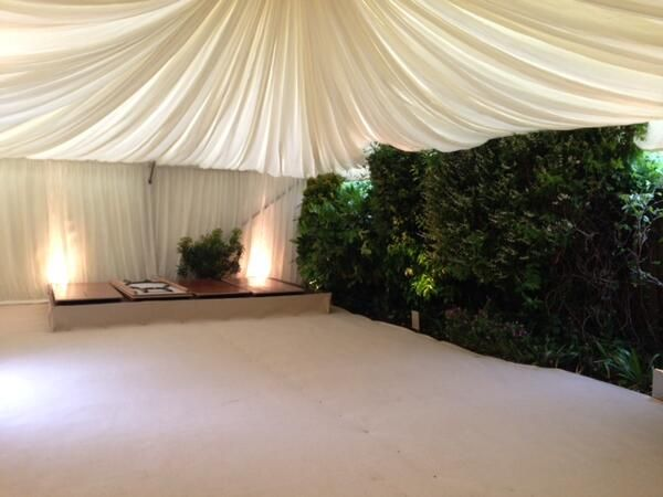 Bringing your garden to your wedding