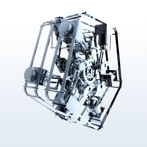 Mechanical Things I have a thing for gears & pistons... #engineering #animations #scitech  - Corina Marinescu - Google+