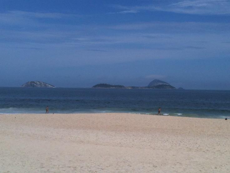 Ilhas Cagarras, tarde 04 março 2012