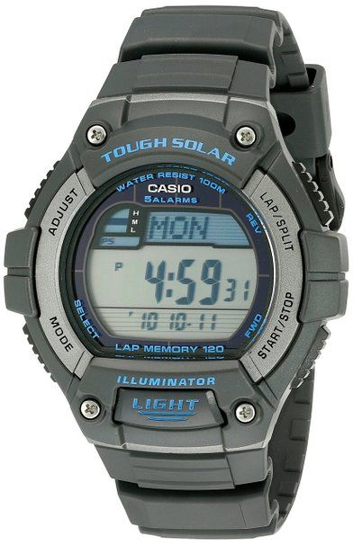 #Amazon: Casio Tough Solar Men's Watch $17 on Amazon #LavaHot http://www.lavahotdeals.com/us/cheap/casio-tough-solar-mens-watch-17-amazon/57185