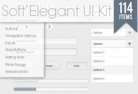 Let's Get Inspired With Some Cool UI Elements   Inspiration Mix