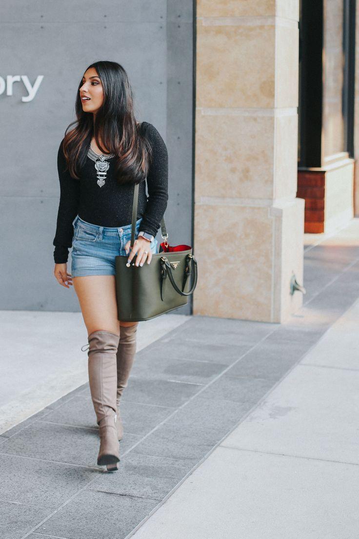 45b28acac3fcb1 The Perfect Petite OTK Boots   • Fashion•Bloggers•We•Love ...