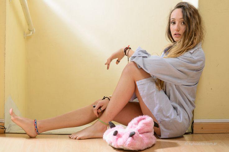Modelo Giuliana Garcia De Santis PH Nahual Estudio Maquillaje Anahí Aramburu