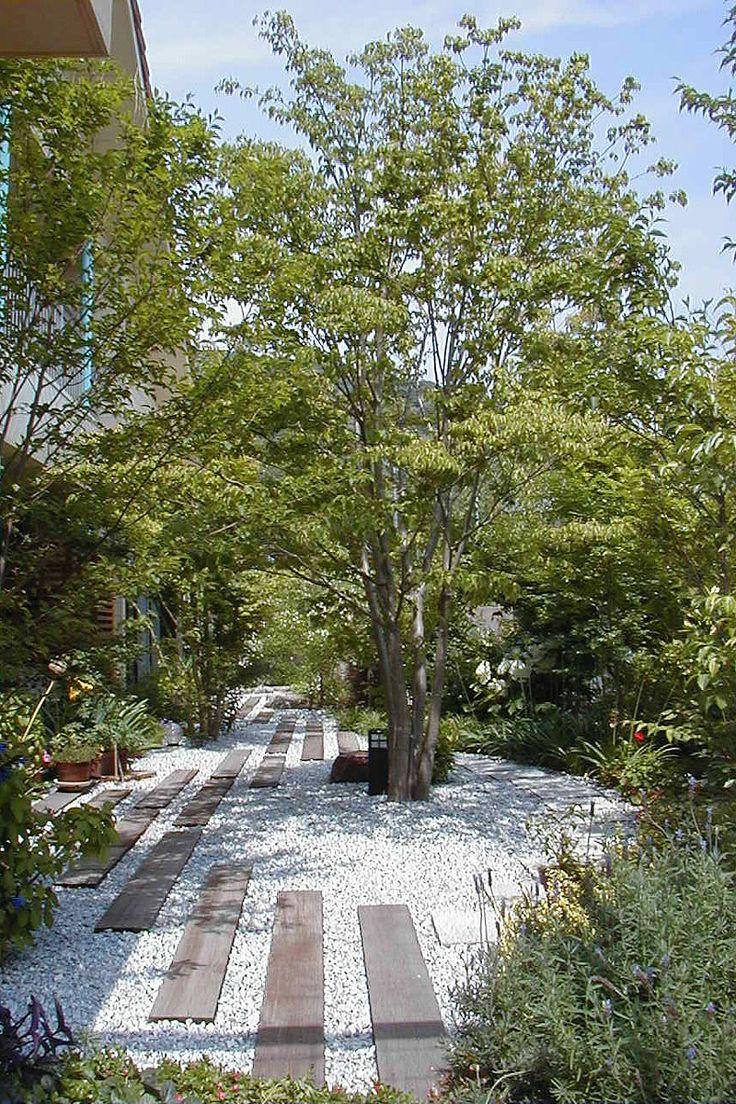 I邸庭園 2000.9- : ガーデンデザイン/樹家設計/福岡