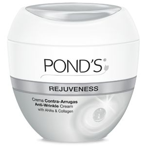 POND'S® Rejuveness Anti-Wrinkle Cream, $2.00  Super cheap and I love it! You can buy it in the travel size section, and it's a great daily face lotion to use. I use it before I put on my make-up.