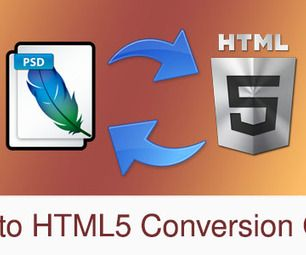 PSD to HTML5 Conversion: Adding an HTML5 Slider to a Webpage - Part 2