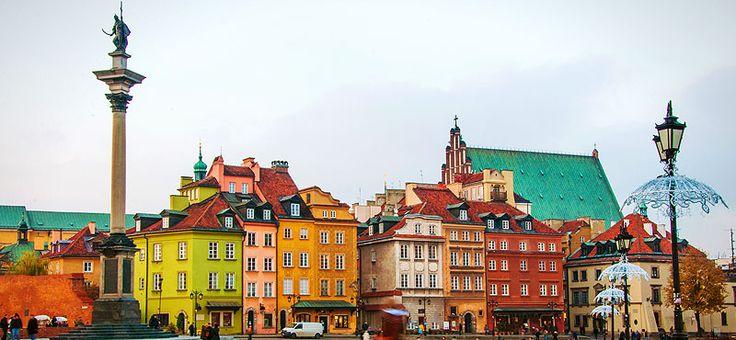 Weekend a Varsavia in primavera: 3 notti in buon hotel centrale e volo incluso da soli 86€ http://www.piratinviaggio.it/pacchetti-volo-hotel/weekend-a-varsavia-3-notti-in-buon-hotel-centrale-e-volo-incluso_6342