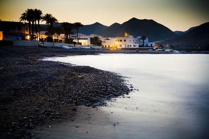 Atardecer en Las Negras (Níjar, Almería), by @cntraveler