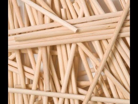 Mop Broomhoe Handleshovel Handle Wood Round Stick Making Machine