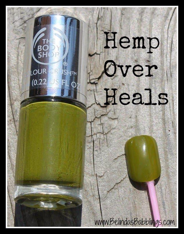 Hemp Over Heals