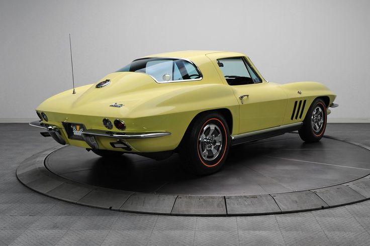 1966 stingray vette   1966 Chevrolet Corvette Stingray for sale - Classic car ad from ...