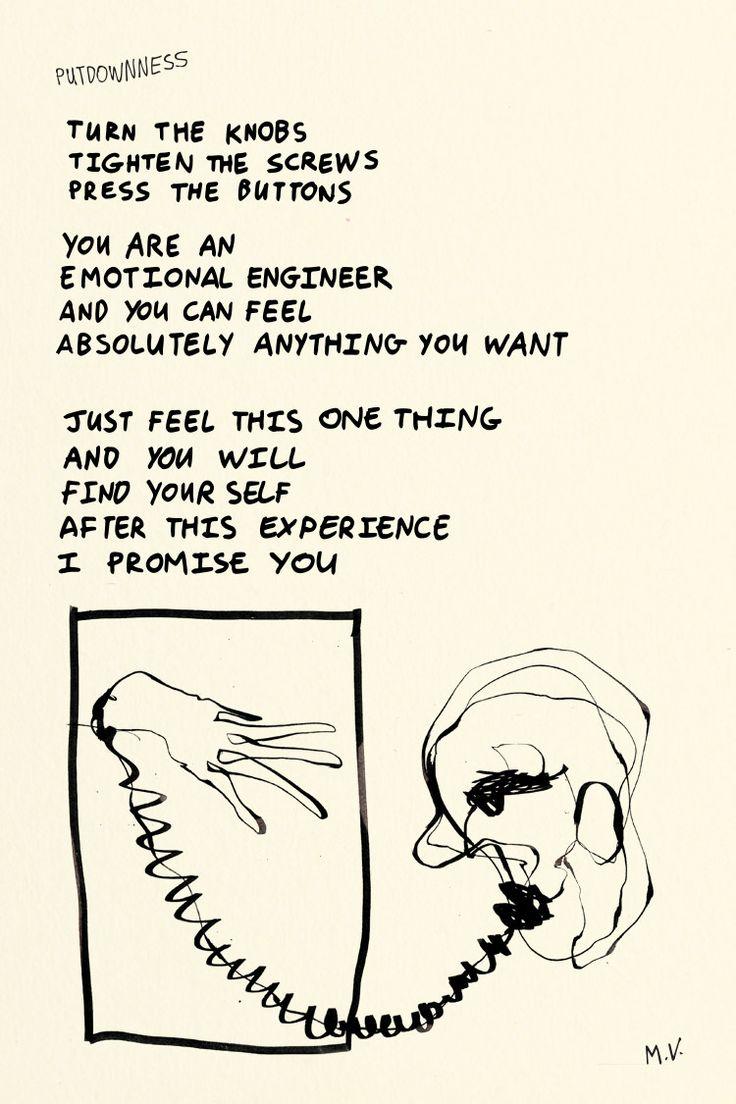 Putdownness 12 June 2015: Emotional Engineer