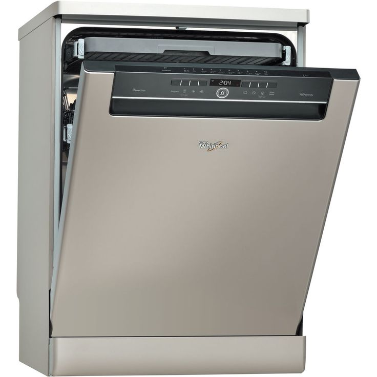 Whirlpool South Africa - Welcome to your home appliances provider - Whirlpool 6th Sense Dishwasher ADP 9070 IX