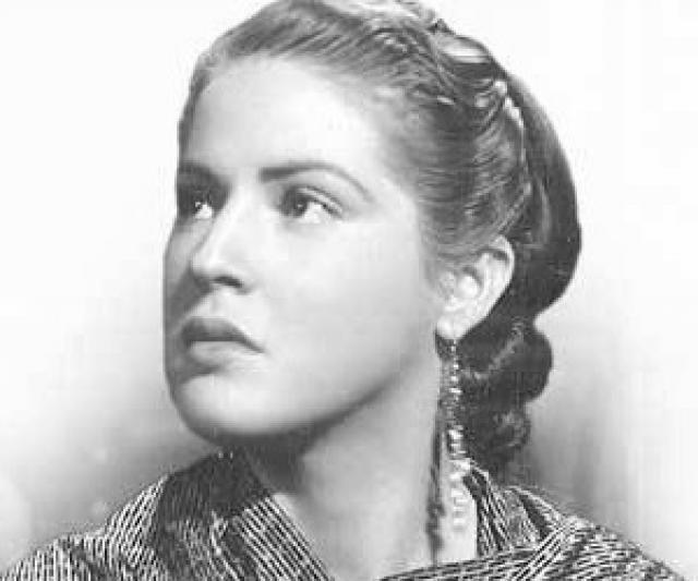 Blanca Estela Pavón (1926 - 1949)