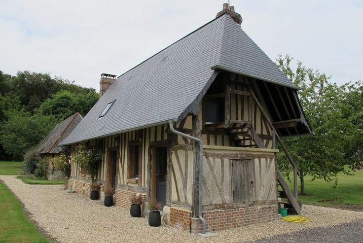Ferme de Fourges - Ancienne écurie  Normandy