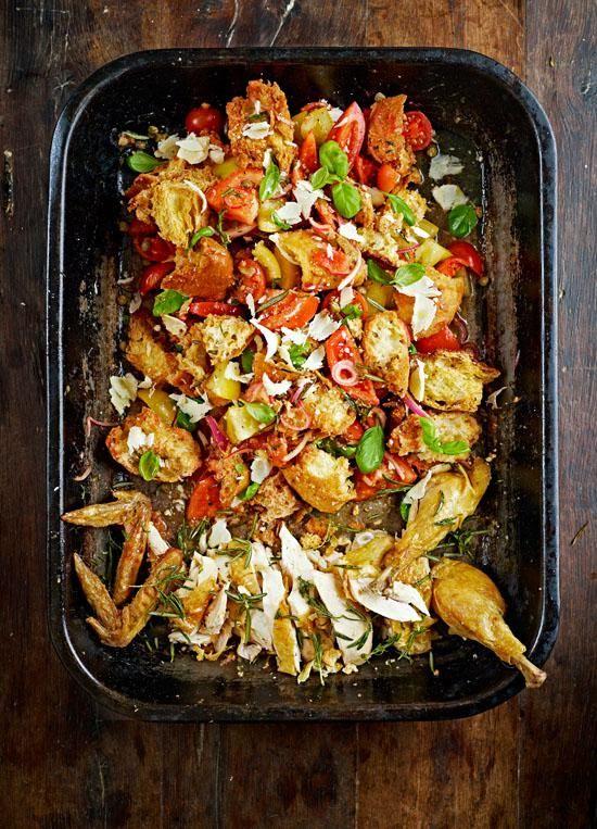 Jamie oliver rezepte huhn backofen