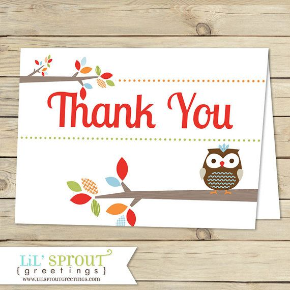 Best 25+ Printable Thank You Notes Ideas On Pinterest | Printable