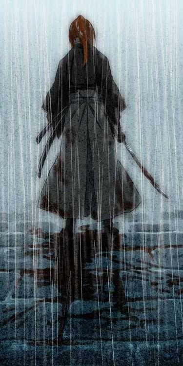 Kenshin Himura - Rurouni Kenshin