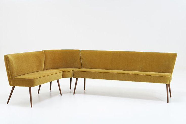 70er Jahre Möbel Sitzbank Seventy - wwwtischfabrik24de - esszimmer 70er