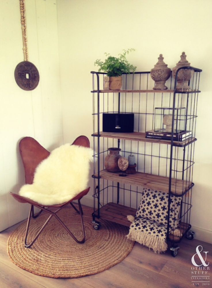 Bakkerskast!vlinderstoel!BePureHome!!madu-madu! Styling by & Other stuff.Interiors!