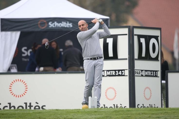 Questa è stata la 12ma e ultima tappa dello Scholtès Golf Trophy 2012, un circuito nato quest'anno e subito salito agli onori della cronaca per la sua originalità e ricchezza. Otto tappe italiane e quattro francesi che hanno raccolto circa 1.600 partecipanti e hanno raggiunto un totale di circa 2.600 persone in target.