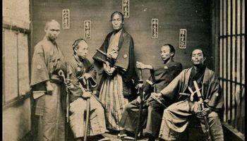Os Samurais do Século 19 - Veja 15 fotografias