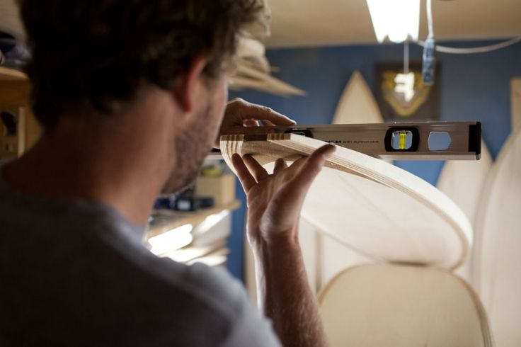 Shaper's All-Natural Boards Bring Sustainability Back to Surfing
