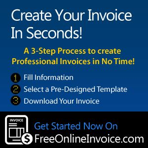 Work Estimate Invoice (Calculates Total) – Microsoft Excel Template | Invoices | Ready-Made Office Templates