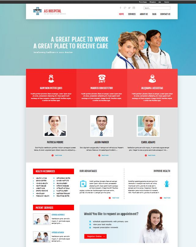 """AS 002069"" Responsive web design template for Joomla!"