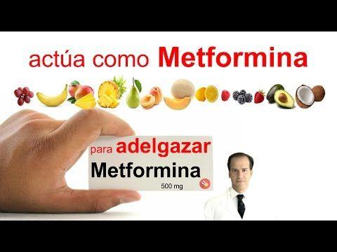 La fruta que actúa como Metformina (para adelgazar) - YouTube