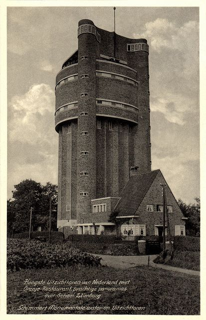 watertoren Schimmert, Amsterdamse School