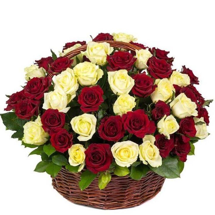 красивый букет цветов фото с днем рождения это место