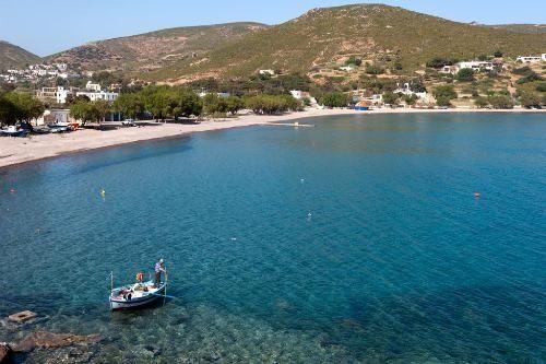 Kambos beach #Patmos