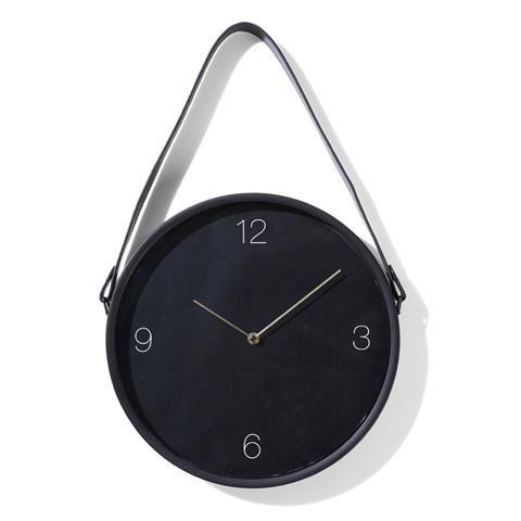 New kitchen clock http://www.kmart.com.au/product/strap-clock---black/807809