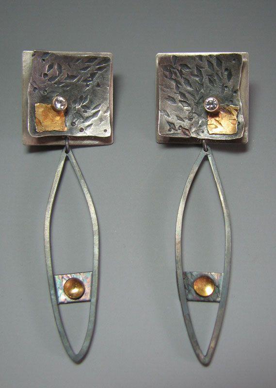 Connie Fox Earrings.