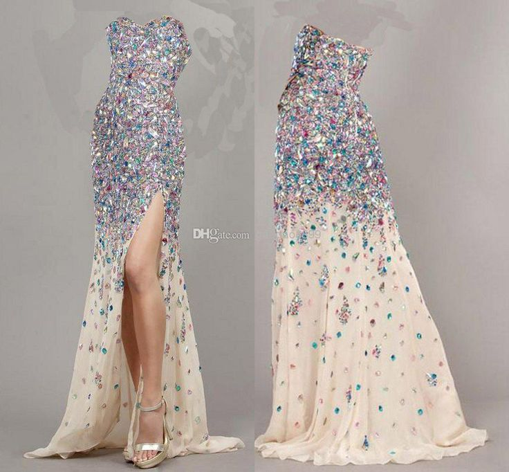 Swarovski Dresses