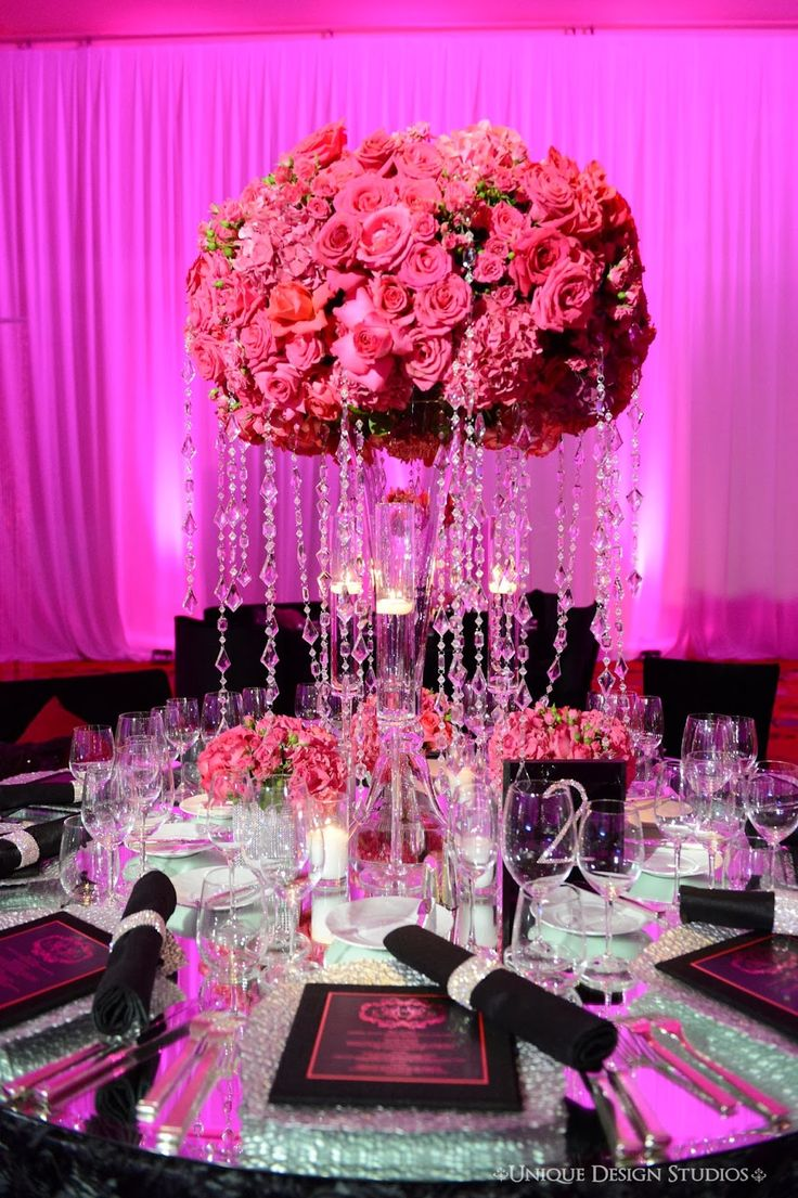 Tiffany Cook Events Las Vegas Wedding Reception Designed By Platinum Weddings Designer