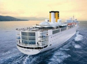 Costa cruise parent Carnival has been silent about its latest crisis with a Costa ship.