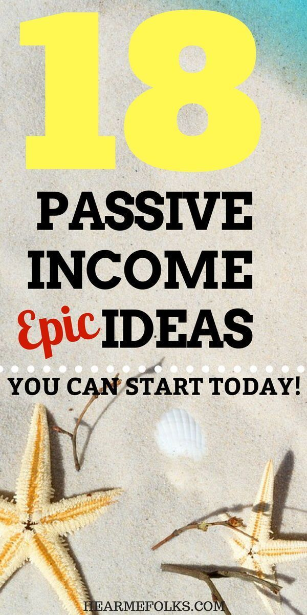 28 Epic Passive Income Ideas that Actually Work in 2019! – Dreamshala – Start Your Own Business & Make Money Online