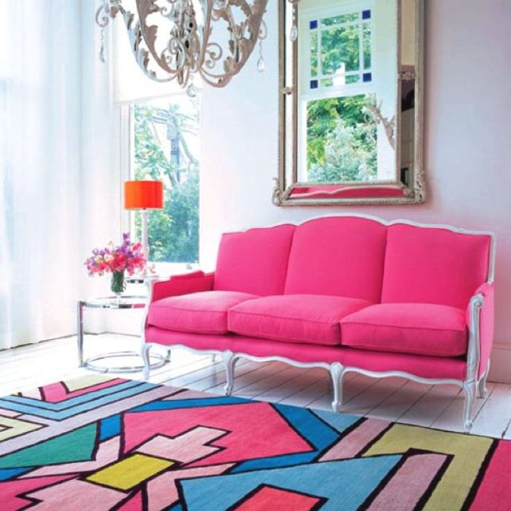 1813 best Pink living images on Pinterest | Living spaces, Sweet ...