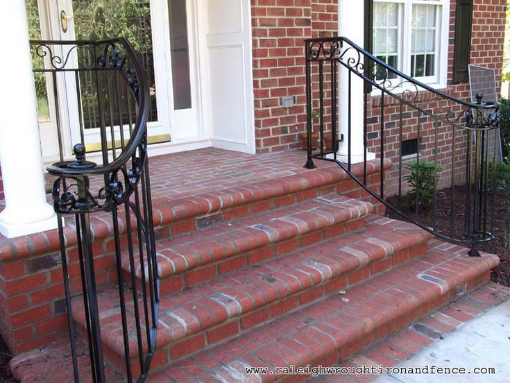 31 Best Images About Wrought Iron Railings On Pinterest