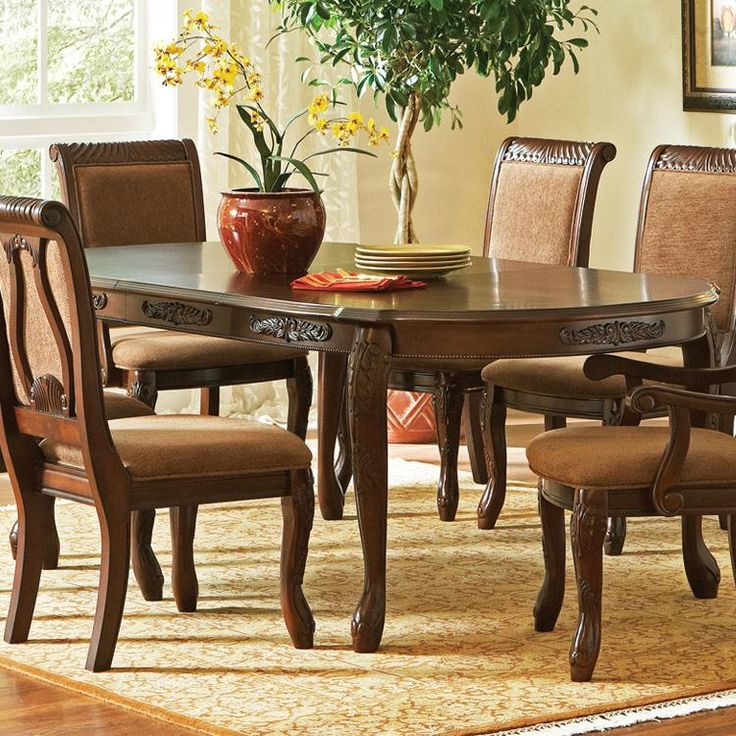 Harmony Dining Table by Steve Silver 32