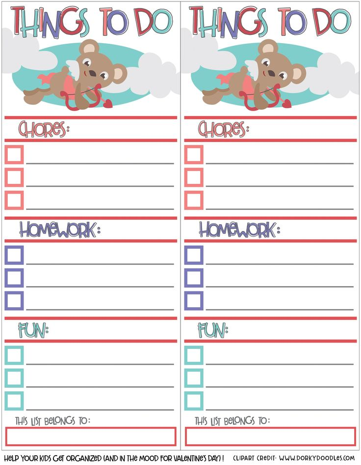 Best 25+ Chore list printable ideas on Pinterest Chore list for - sample chore list