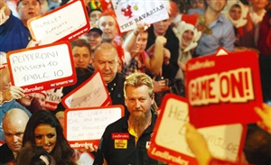 The Premier League Darts reaches week 13 on Thursday with three play-off places still up for grabs at Birmingham