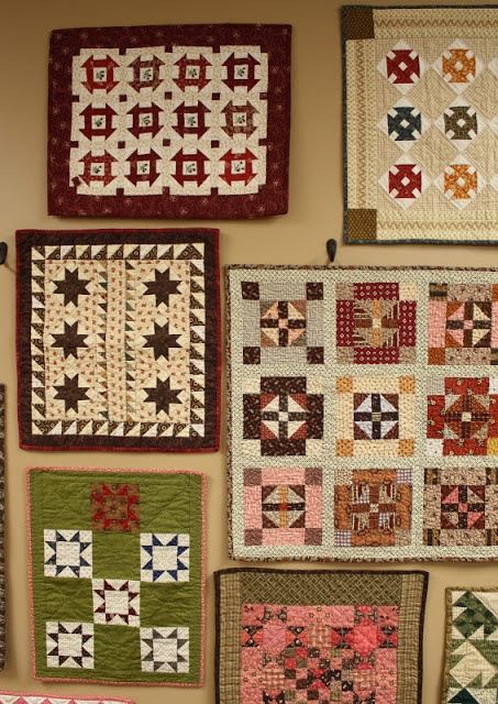 Fall Doll Quilt Show